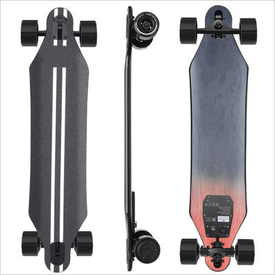 JDI Dual-drive wireless remote control customizable electric skateboard