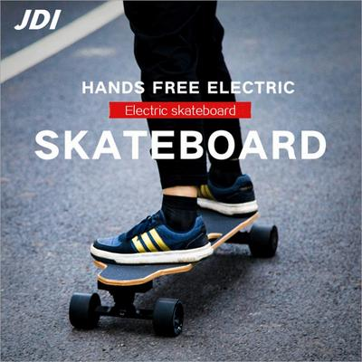 Stalker intelligent somatosensory hands free electric skateboard