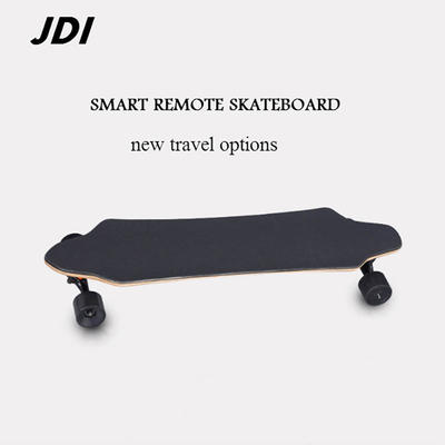 Adult smart dual drive electric skateboard