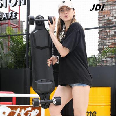 Customizable wireless remote control dual drive electric skateboard